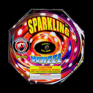 Keystone Fireworks Wheel