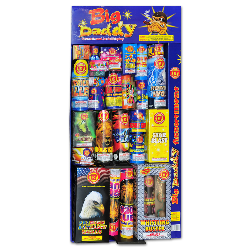 Keystone Fireworks Assortment
