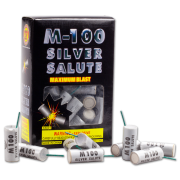 M-100 Silver Salutes