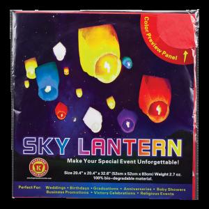 Keystone Fireworks Sky Lantern