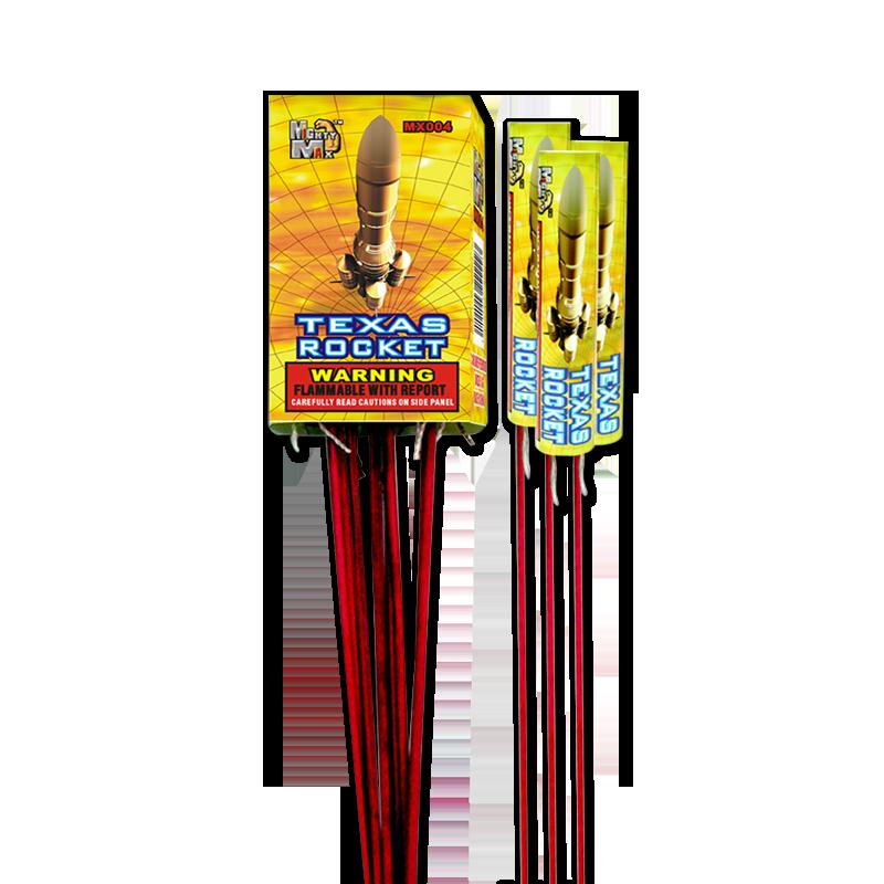 Keystone Fireworks Rocket