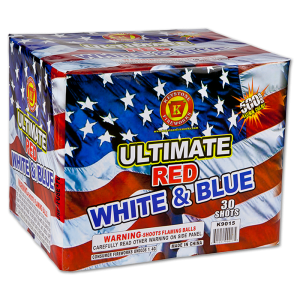 Keystone Fireworks 500 Gram Cake
