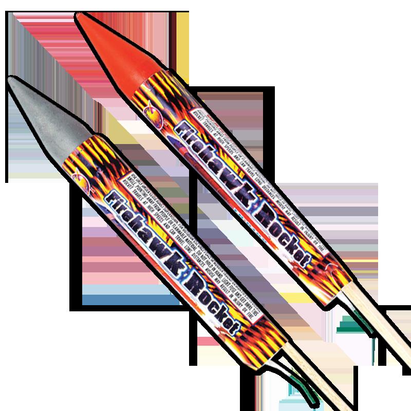 Keystone Fireworks Rockets
