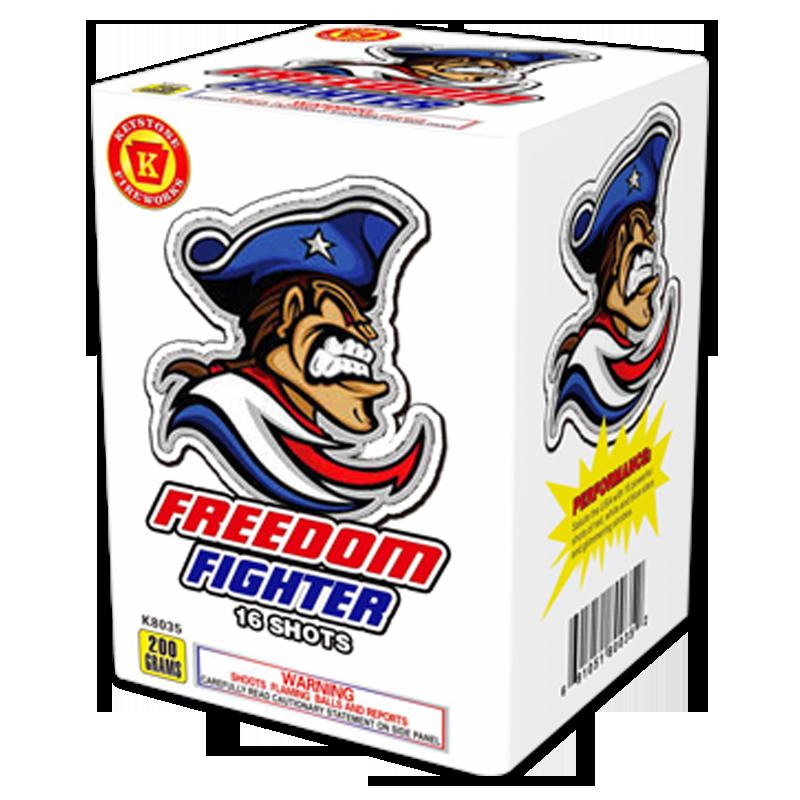 Keystone Fireworks 200 Gram Repeater Cake