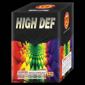 High Def 200 Gram Cake