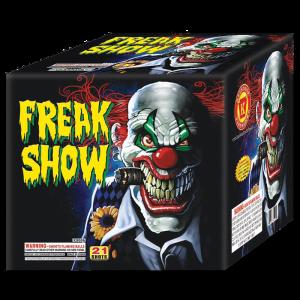 Freak Show 500 Gram Cake