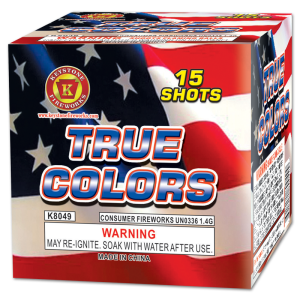 True Colors Keystone Fireworks
