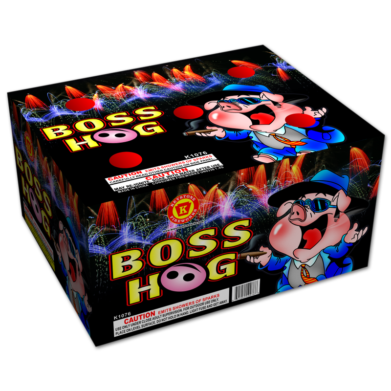 Boss Hog Fountain