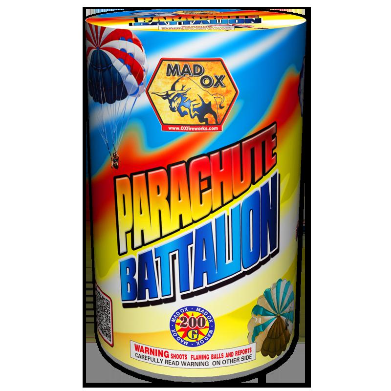 Keystone Fireworks Parachute