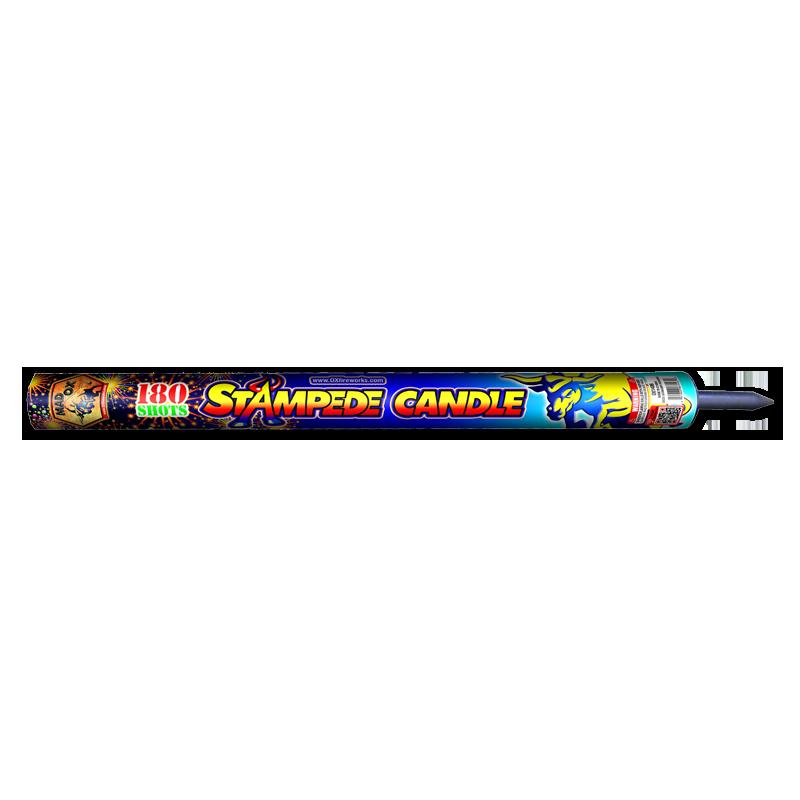 Keystone Fireworks, Stampede, Roman Candle