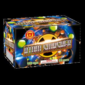Atom Smasher 500 Gram Cake by Keystone Fireworks
