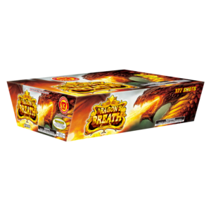 Dragon's Breath 500 Gram Cake Keystone Fireworks