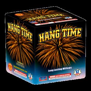 Hang Time Keystone Fireworks 200 Gram Cake