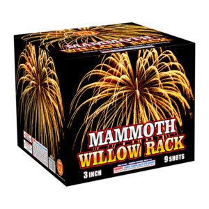 Mammoth Willow Rack Keystone Fireworks