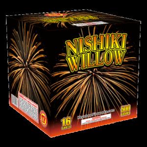Nishiki Willow 500 Gram Cake Keystone Fireworks