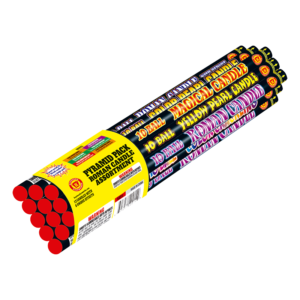 Pyramid Pack Roman Candles Keystone Fireworks