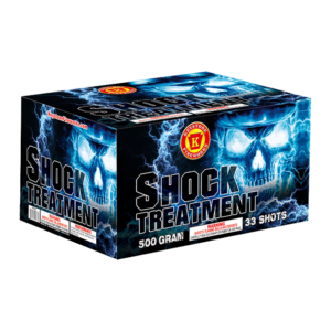 Shock Treatment 500 Gram Cake Keystone Fireworks