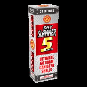 Sky Slammer 5 Inch 60 Gram Shells by Keystone Fireworks