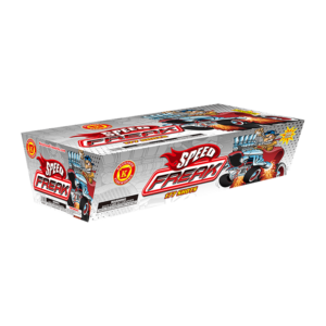 Speed Freak 500 Gram Cake Keystone Fireworks