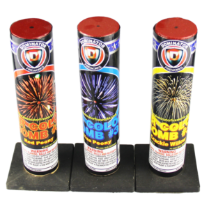 Air Color Bomb Tubes Keystone Fireworks