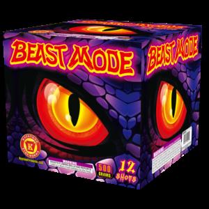 Beast Mode 500 Gram Cake Keystone Fireworks PA