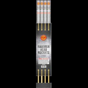 Hammer Head Rockets Keystone Fireworks