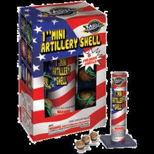 Mini Artillery Shells Keystone Fireworks