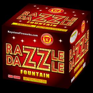 Razzle Dazzle Fountain Keystone Fireworks