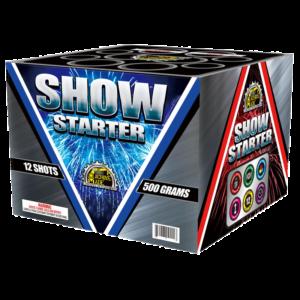 Show Starter 500 Gram Cake Keystone Fireworks
