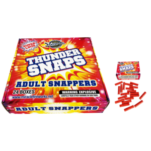 Thunder Snaps Adult Snappers Keystone Fireworks PA