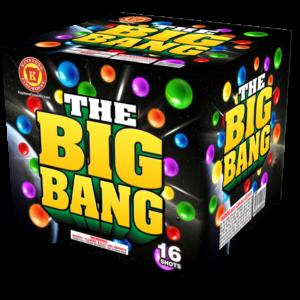 The Big Bang 500 Gram Cake Keystone Fireworks PA