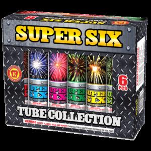 Super Six Tubes Keystone Fireworks
