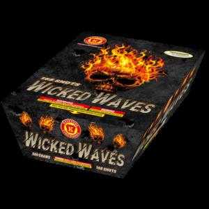 Wicked Waves 500 Gram Cake Keystone Fireworks